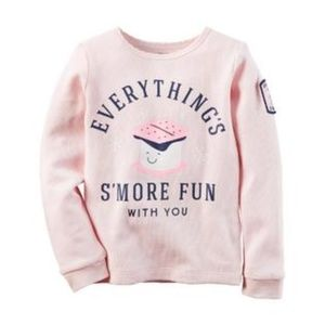 Carter's S'Mores Thermal Tee